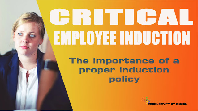 how to do proper employee induction
