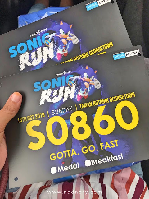 Sonic Run Penang
