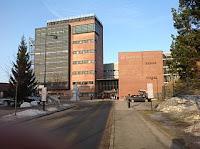 Universitetet i Agder, Kristiansand. Foto: Morten O. Haugen via Wikimedia. Lisens: CC by-sa 3.0