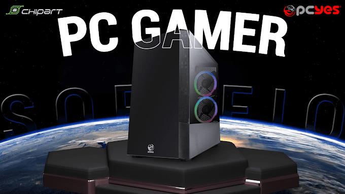 Sorteio de um PC Gamer Chipart e PCYES