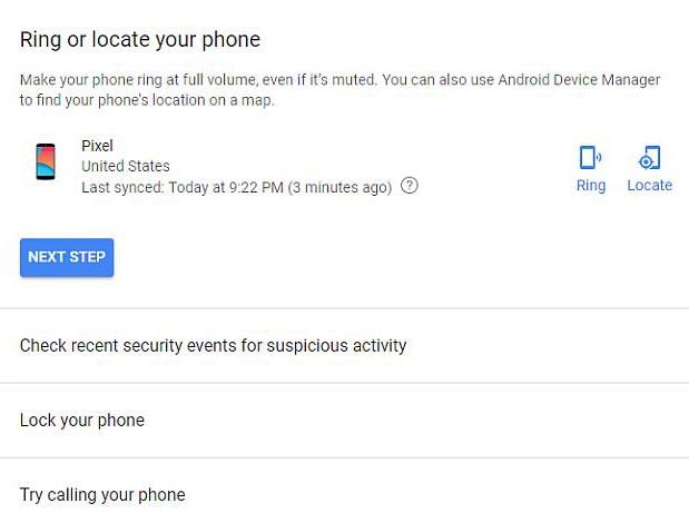 Cara Melacak Lokasi Ponsel dari Perangkat Android 6