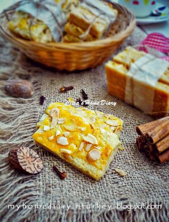 Jan Hagel koekjes / Dutch spicy almond cookies / Resep Kue kering Klasik Jan Hagel | Çitra's Home Diary. #janhagelcookies #speculooscookies #speculaasspicemix #bumbuspiku #holidaycookies #Indonesiancookies #kurabiyetarifi #traditionalcookies #dutchcuisine