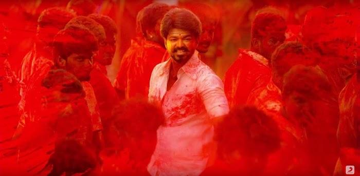 Ilayathalapathy Vijay Mersal Movie Photos-HD Posters,Images