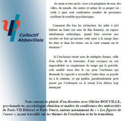 Conférences avec C. Chaperot et C. Nachin Nouage et dénouage du corporel  dans l exclusion 0f47b9e5ef3