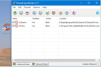 Download Firewall App Blocker (Fab) v1.7 Terbaru