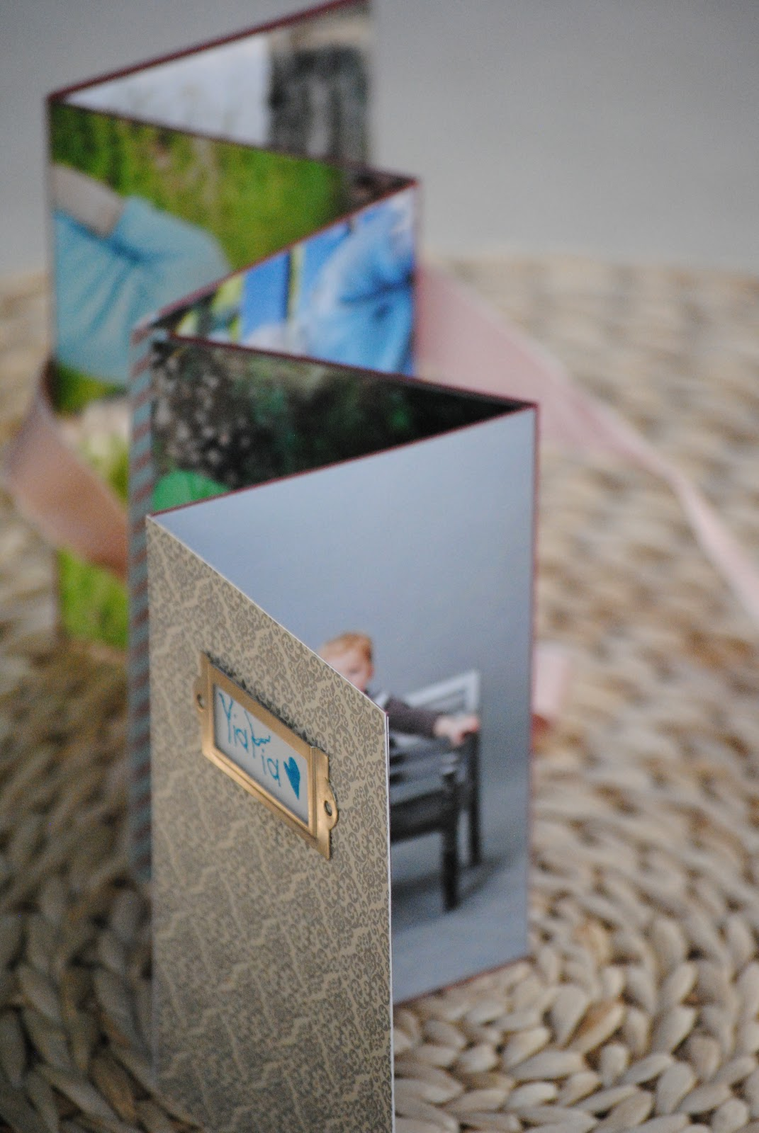 Homemade Photo Album (Mother's Day Gift Idea) | Making ...