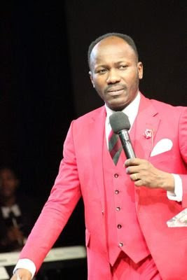 Apostle Johnson Suleman Explained Why He Put-Off UniAbuja Programme