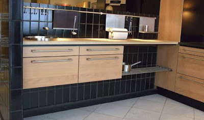 Contoh Model desain Dapur Minimalis Terbaru