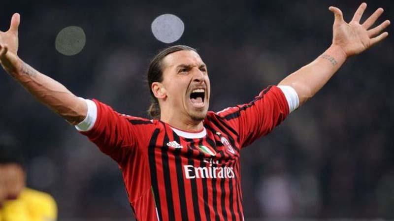 56 Ribu Tiket untuk Laga Debut Ibrahimovic bersama AC Milan Laku Terjual