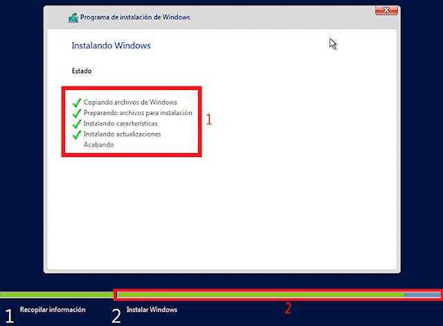 Microsoft Windows Server 2016 - Instalando Windows.