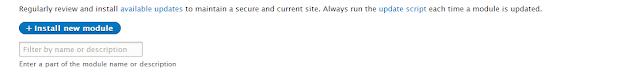how to add SEO URLS in Drupal