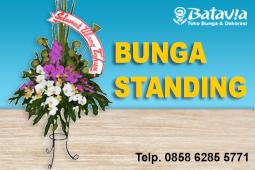 bunga standing berdiri harapan indah