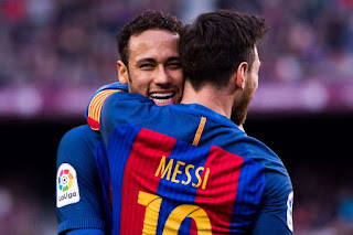 There is a Possibility that Neymar could face Messi in September