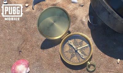 PUBG Mobile telah melalui perubahan kosmetik besar setelah pembaruan ini Kompas Emas PUBG, Tempat Lokasi Kompas PUBG dan Cara Mendapatkannya