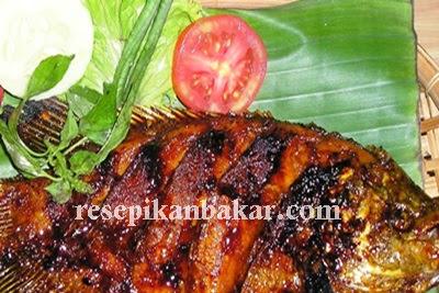 Resep Ikan Bakar Padang Asli