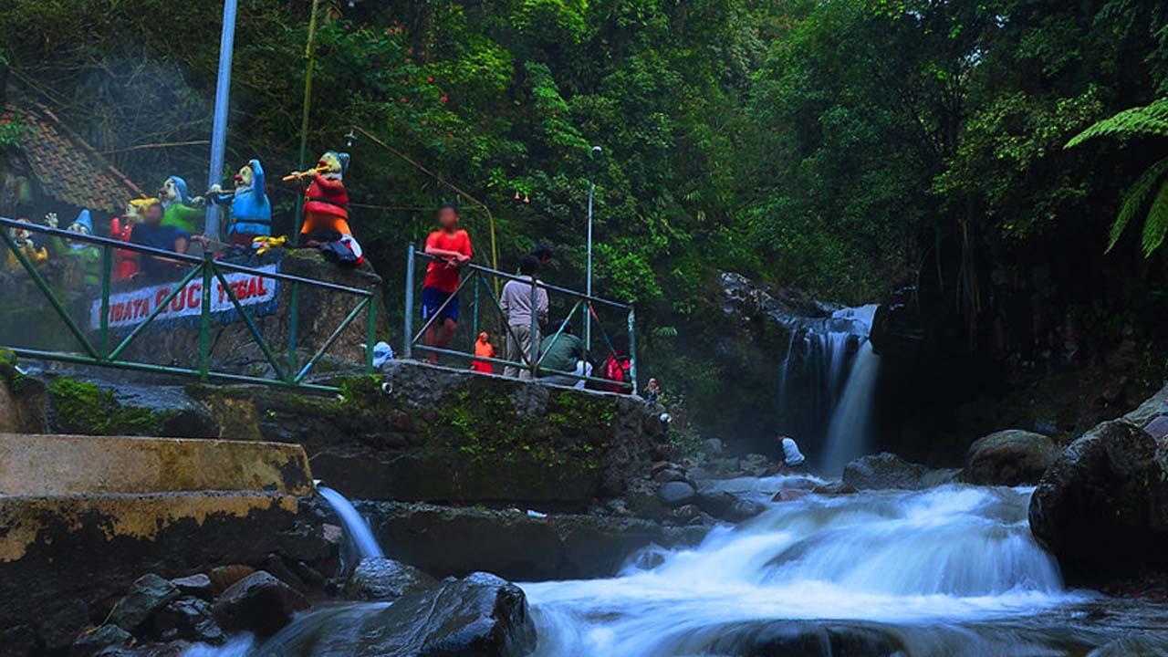 Wisata Guci Sudah Buka Kemarin, Tapi Banyak Wahana Yang Masih Tutup