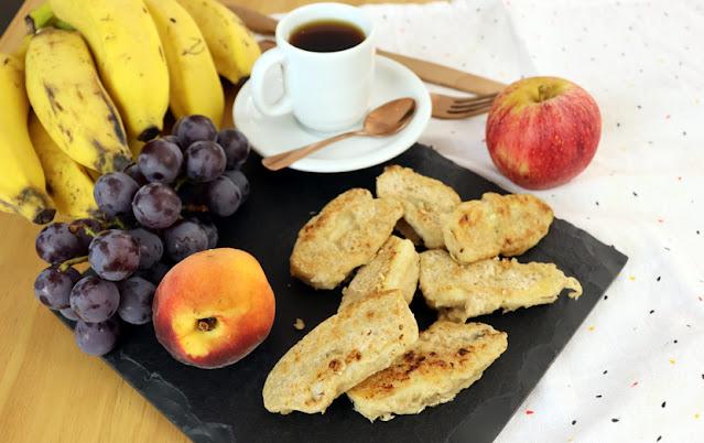 Café da manhã saudável em apenas 3 minutos. Café vegano