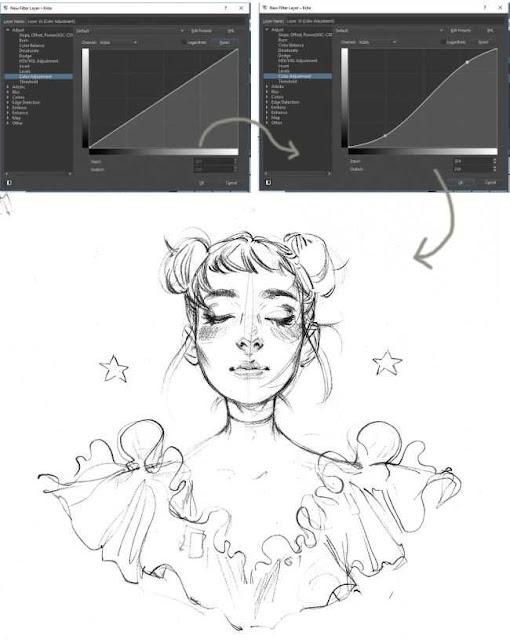 كيفية تنظيف الرسومات الخاصة بك بإستخدام برنامج Krita المجاني