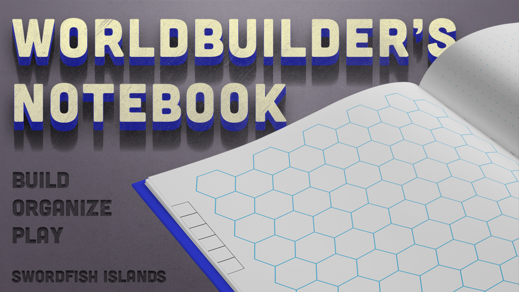 https://www.kickstarter.com/projects/pandesmos/worldbuilders-notebook