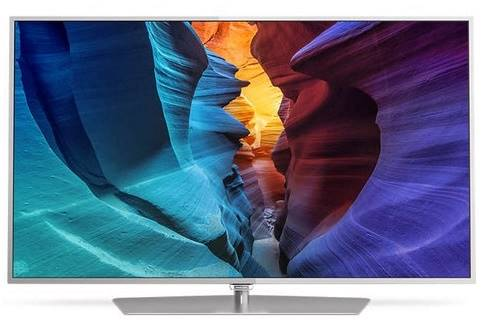 Smart TV da Philips tem telona de 55 polegadas em 4K, Android e Wi-Fi