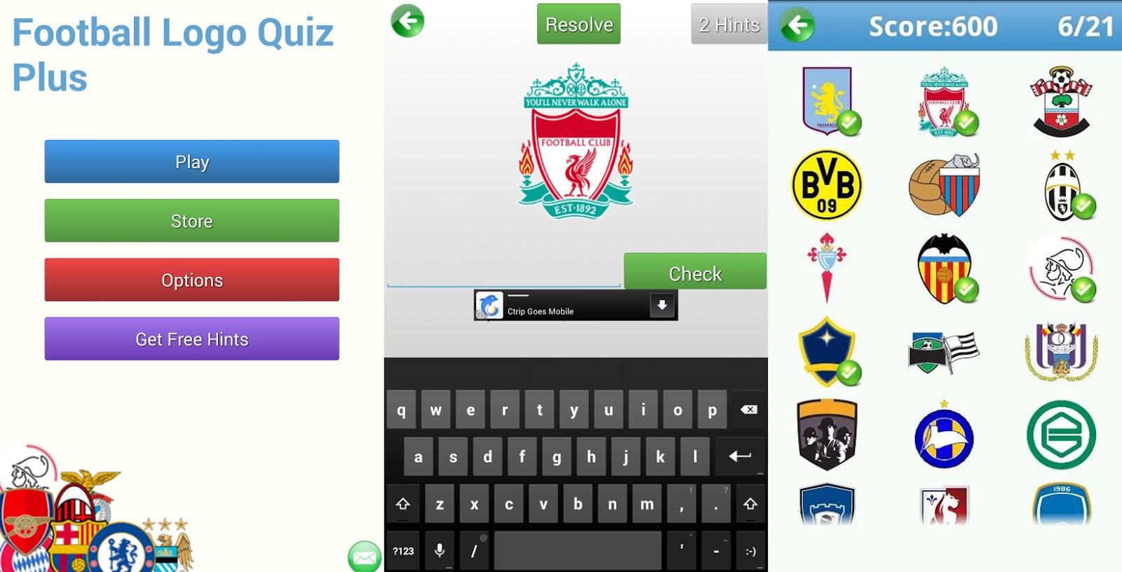 Amato Football Logo Quiz Plus Answers ~ Doors Geek EE32