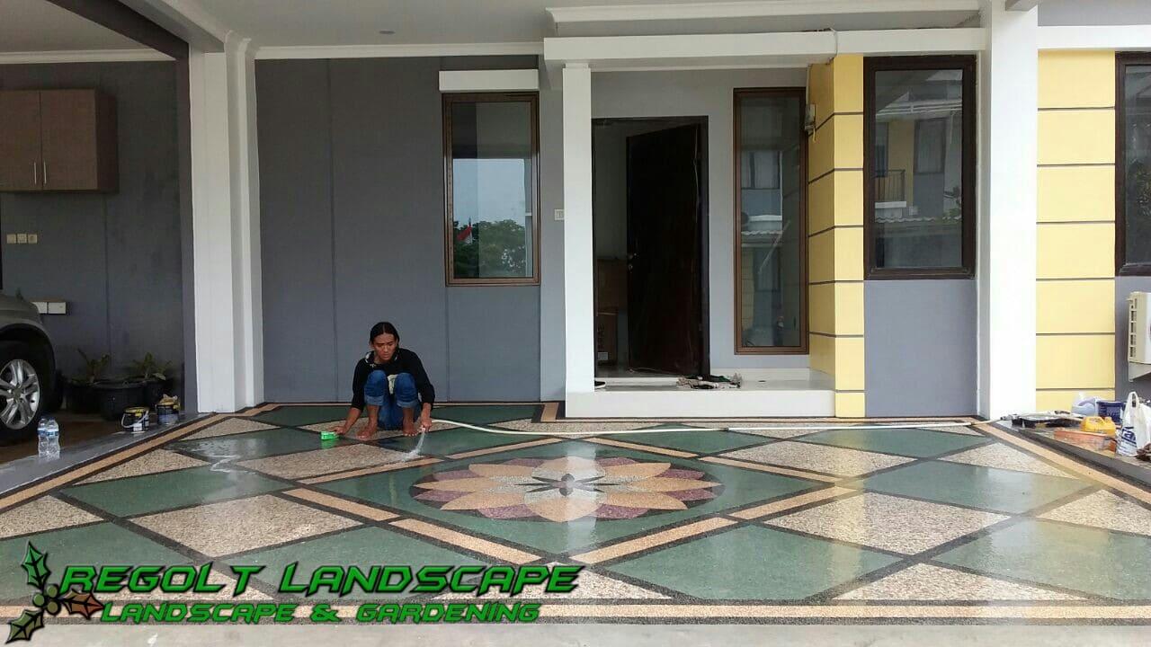 Jasa Tukang Pasang Batu Sikat Carport Di Jakarta