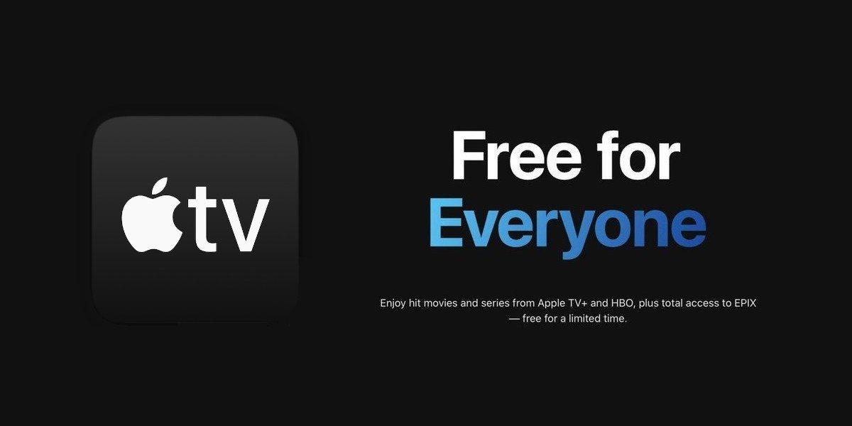 居家隔離防疫期:蘋果免費提供 Apple TV+ 讓大家追劇