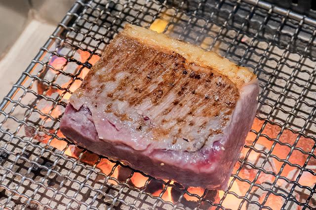 MG 6374 - 熱血採訪│締藏和牛燒肉,重達半公斤的宮崎和牛超犯規!口感香酥軟嫩,油脂香氣飽滿好迷人!