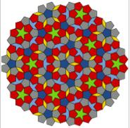 Design Practice: Patterns   Penrose Tiling