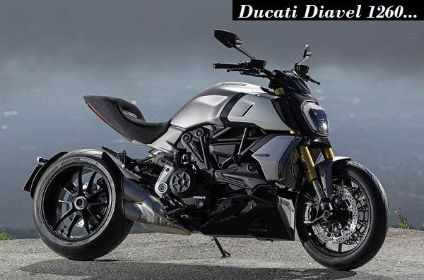 New Upcoming bike in India Ducati Diavel 1260