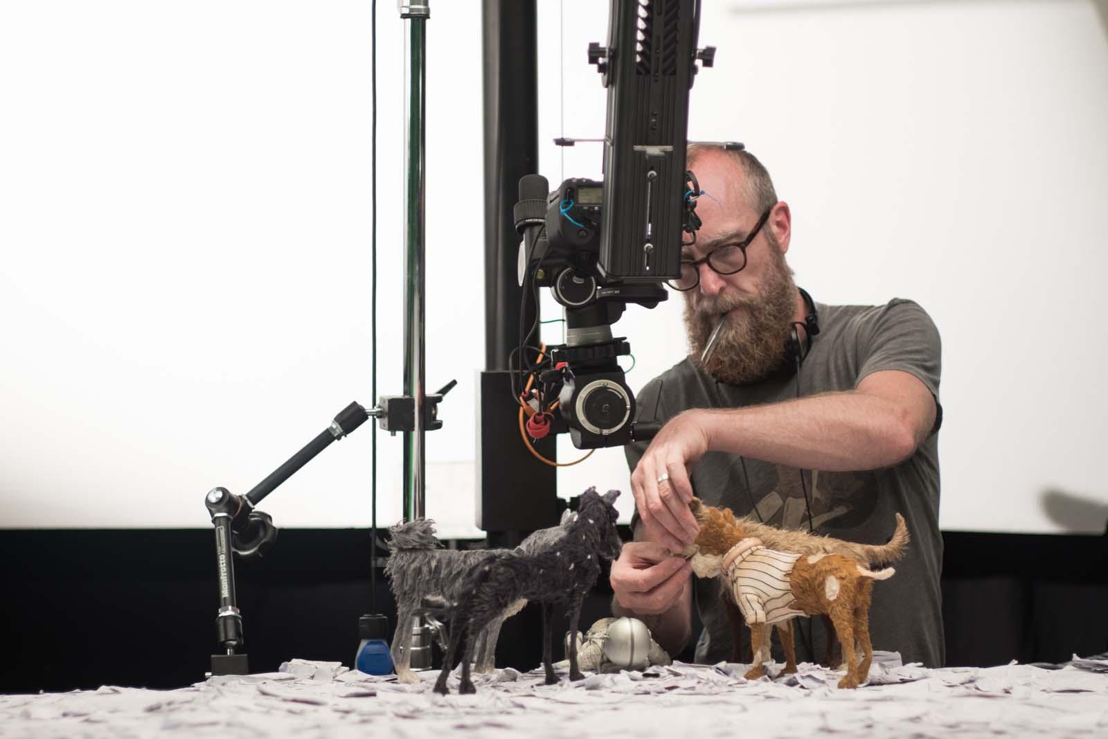 filme a ilha dos cachorros
