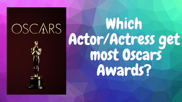Most Oscar Award Winners