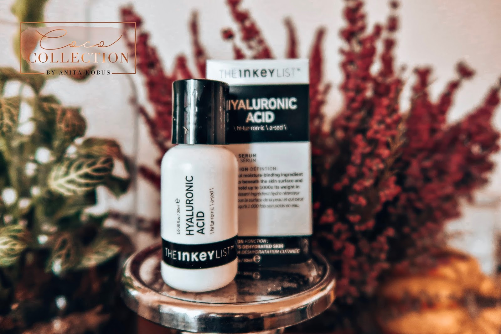 THE INKEY LIST HYALURONIC ACID - SERUM Z KWASEM HIALURONOWYM