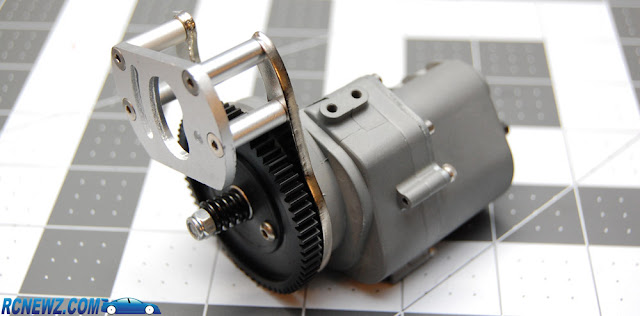 RC4WD Beast 2 slipper clutch