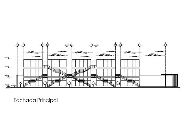 La Secundaria Valladolid - Modular Shipping Container School, Mexico 19