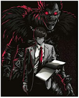 is Death Note a scary anime