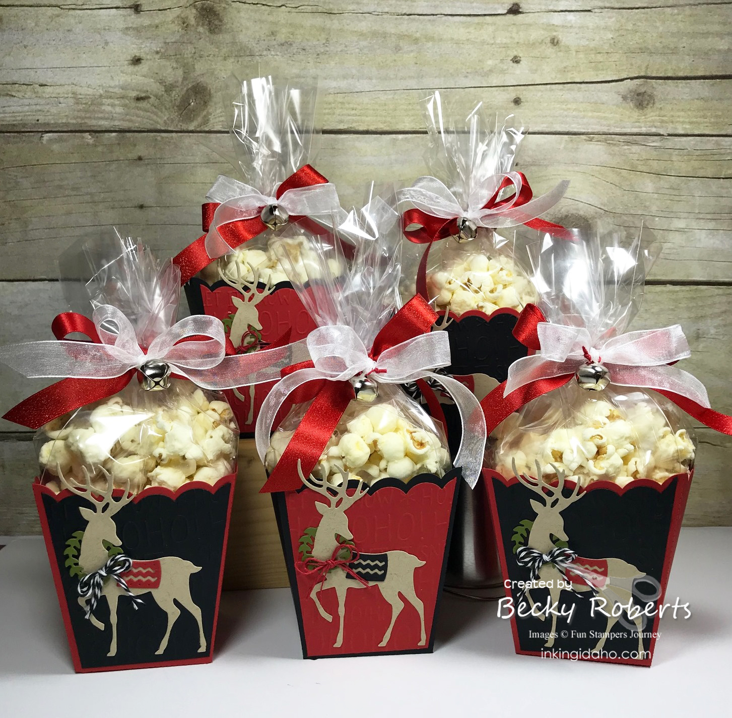 Giveaways For Christmas Party: Inking Idaho: Local Team Christmas Party