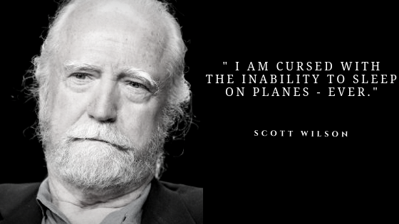 Scott Wilson Quotes | Famous Inspirational Quotes by Scott Wilson