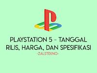 Playstation 5: Tanggal Rilis, Spesifikasi, Design