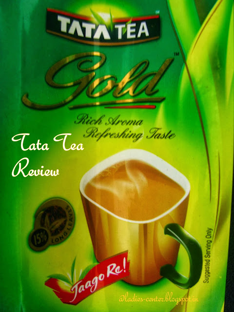Tata Gold Tea Product information and review