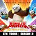 Kung Fu Panda The Paws of Destiny Season 2 Episodes in Hindi HD