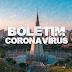 Prefeitura publica boletim sobre coronavírus deste domingo, 15 de agosto
