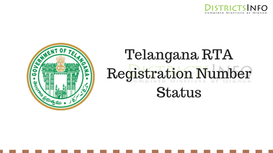 Telangana transport registration number-1780