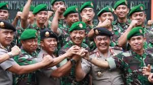 TNI Dan Polri Pastikan akan tetap Sweeping PKI Walau Dilarang Presiden - COMMANDO