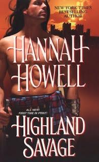 Highland Savage, Hannah Howell
