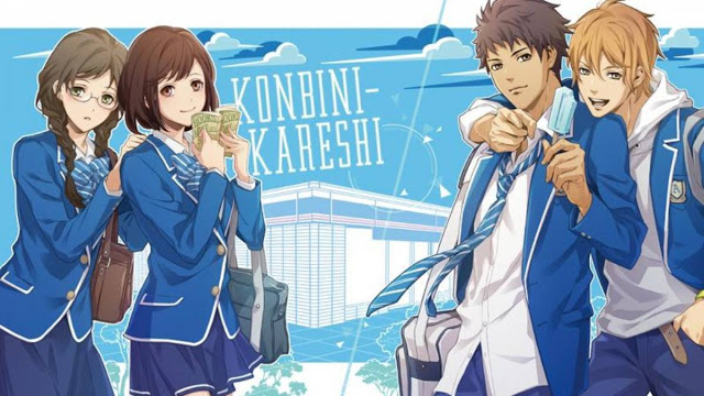 Konbini Kareshi Subtitle Indonesia