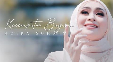 Lirik Lagu Adira Suhaimi - Kesempatan Bagimu (OST Tercipta Satu Ikatan)