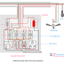 Electrical Switch Board Connection Diagram and Wiring