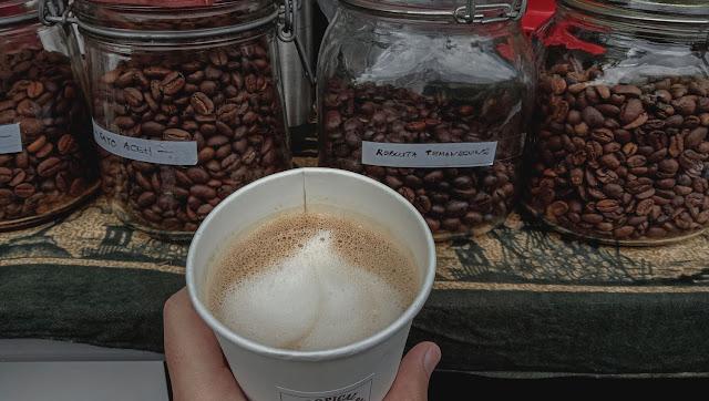 Tropical Coffee Yogyakarta