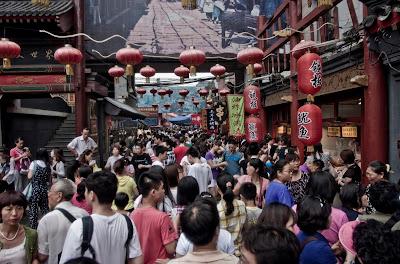 كم عدد سكان الصين؟ (أكثر من مليار بكثير)